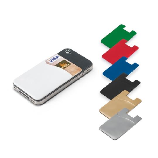 Porta Cartões para Celular PVC